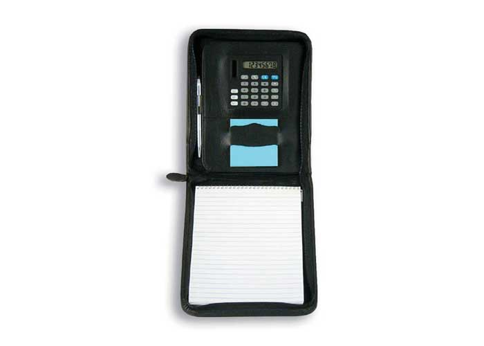 1066 - WorkMate Business Folder w/ Calculator