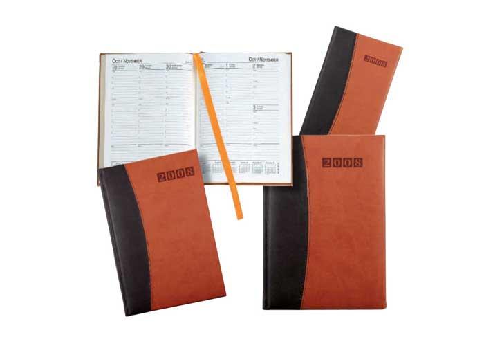 """2050-2 - 2008 Pocket Diary 8-1/4"""" x 10-1/4"""""""