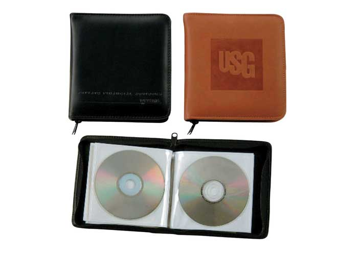 4013 - DVD Holder with Protective Sleeves