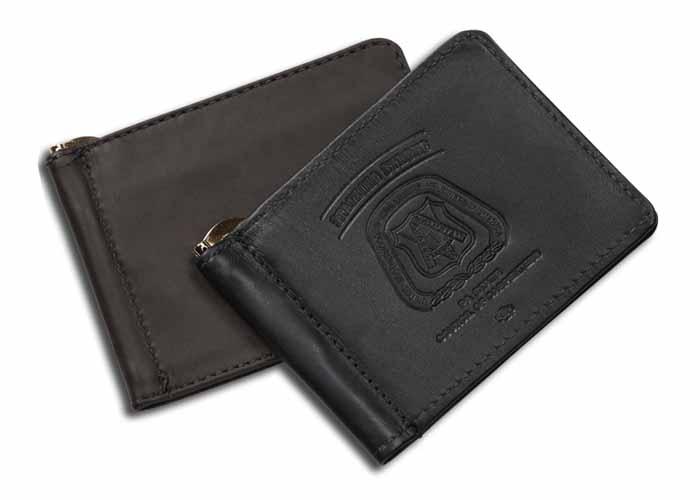 5015 - Premier Money Clip Wallet