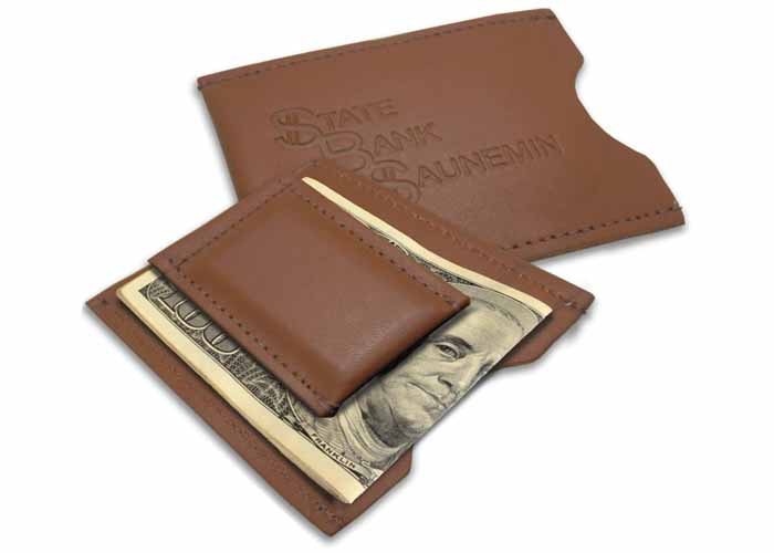 5021 - Magnetic Money Fold Card Case