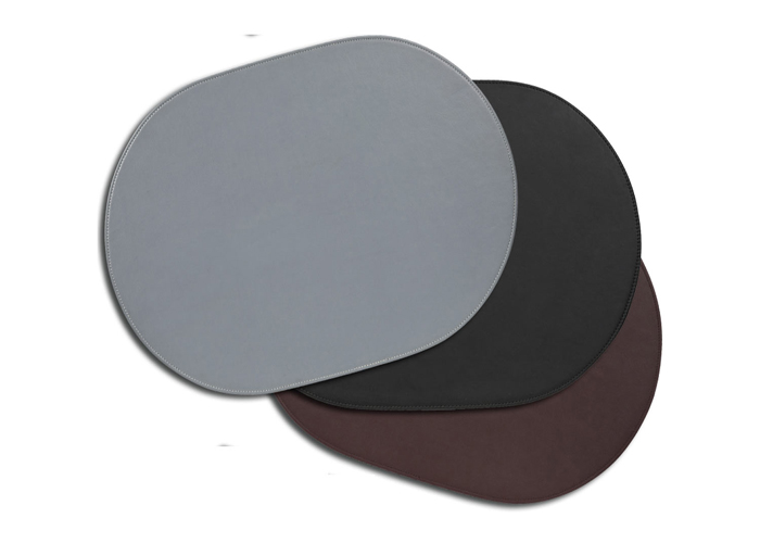 "5516 - 14 x 20"" Oval Desk Pad/Placemat"