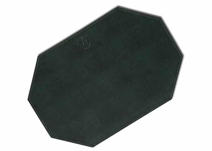 """5519 - 14 x 20"""" Octagonal Desk Pad/Placemat"""