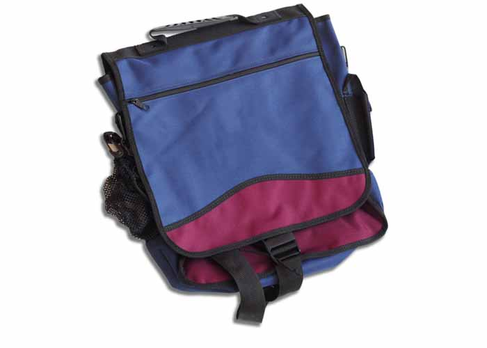 6045 - Combination Shoulder Bag/Backpack