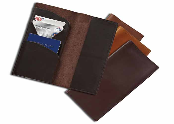 7043 - Milano Passport and Document Holder