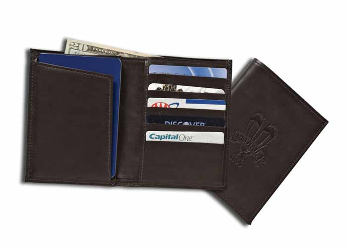 7055 - Frequent Travel Passport Wallet
