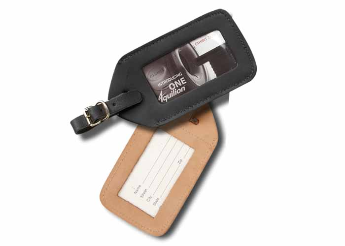 7514 - Elegant Frame Luggage Tag