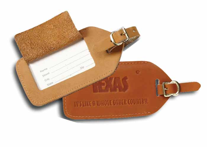7515 - Secured Luggage Tag