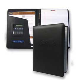 Dakar Desk Folder with Calculator