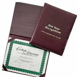 Certificate Presenter