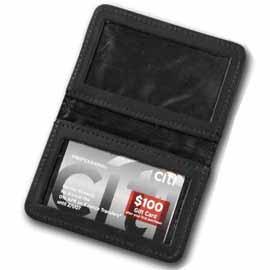 Medium Continental Card Case