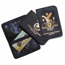 Non Standard Continental Card Case