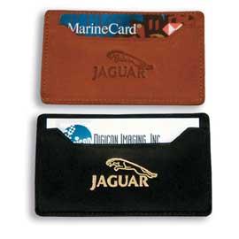 Slim Gusset Card Case
