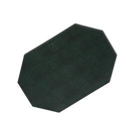 """14 x 20"""" Octagonal Desk Pad/Placemat"""