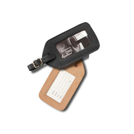 Elegant Frame Luggage Tag