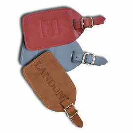 Junior Classic Luggage Tag